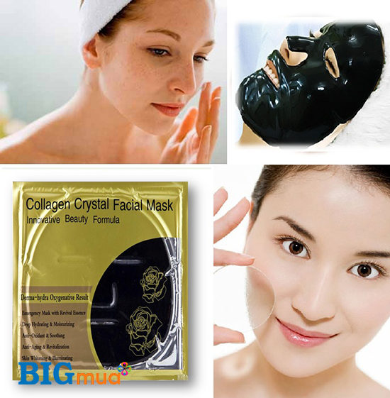 Combo 3 Mặt nạ Collagen Crystal