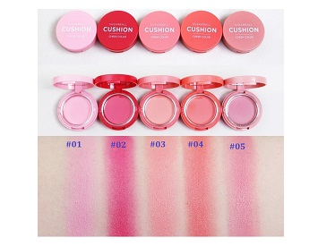 Phấn má hồng kem Sugarball Cushion Cheek Color