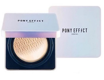 Phấn Nước Pony Effect Defense Longwear Cushion Foundation SPF50+ PA+++ (Rosy Ivory)