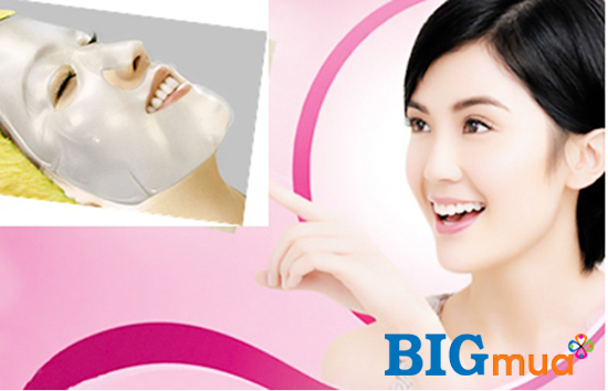 mat na collagen crystal mask
