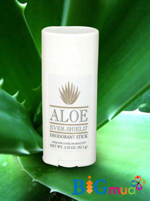 Chai khử mùi Aloe Ever-Shield