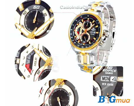 Đồng Hồ Casio For Men EF-558D