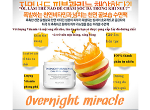 Đánh giá Manyo Factory Overnight Miracle Pack