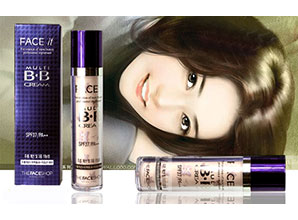 Kem nền BB The Faceshop BB Cream Face it