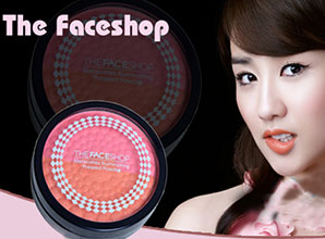 Phấn má the faceshop Face it