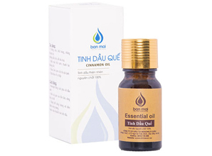 Tinh dầu Quế 10ml - Cinnamon Pure Essential Oil