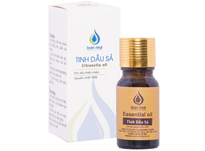 Tinh dầu Sả 10ml - Citronella Pure Essential Oil