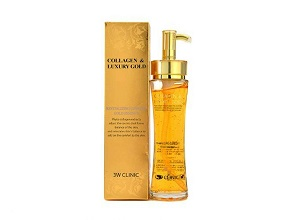 Tinh Chất Collagen Luxury Gold 3W Clinic (150 ml)