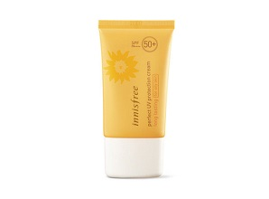 Kem chống nắng Innisfree Perfect UV Protection Cream Long Lasting 50ml (SPF50+ PA++++)