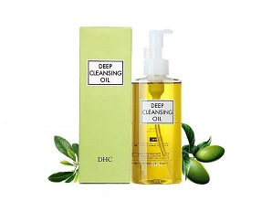 Dầu tẩy trang Olive DHC Deep Cleansing Oil (L) 200ml