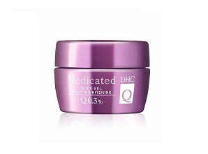Gel siêu năng DHC Q Quick Gel Moist & Whitening (M) 50g