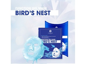 Function Gel Mask Bird's Nest - Mặt Nạ Yến
