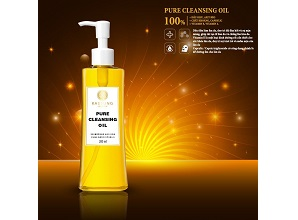 Dầu Tẩy Trang Pure Cleansing Oil Kaesung
