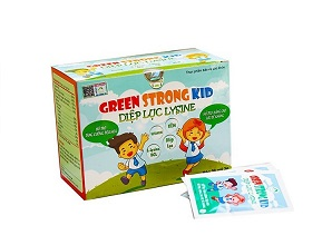 Diệp Lục KID Green Strong