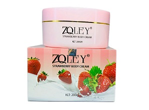 ZOLEY STRAWBERRY BODY CREAM
