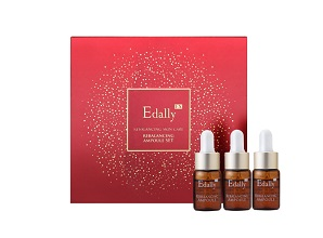 Collagen tươi set 10 - Edally EX Rebalancing Skin Care Rebalancing Ampoule Set