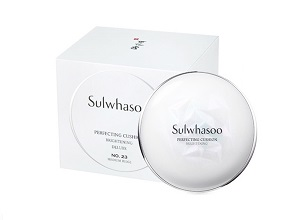 Phấn nước Sulwhasoo Perfecting Cushion Brightening SPF50+ PA+++ 30g