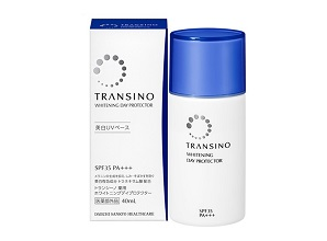 Kem Chống Nắng Transino Whitening Day Protector SPF35 PA+++