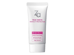 Kem Chống Nắng Za True White Ex Perfect Protector SPF50/PA+++ (30ml)