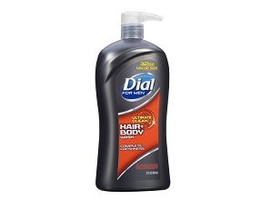 Tắm Gội Dial for Men Ultimate Clean Hair & Body Wash 946 ml
