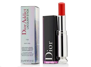 Son Dưỡng Dior 744 Party Red – Dior Addict Lacquer Stick
