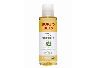 Gel Rửa Mặt Burt's Bees Acne Solutions Purifying Gel Cleanser (145ml)