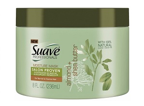 Kem Ủ Tóc Suave Professionals Moisture Hair Mask Almond/Shea Butter (236ml)