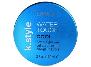 Sáp vuốt tóc Lakme K.style Water Touch Cool Flexible Gel Wax 100ml