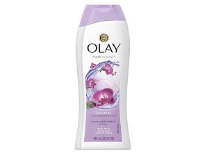 Sữa tắm OLAY Soothing Orchid and Black Currant (400ml)