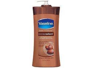 Sữa Dưỡng Thể Vaseline Total Moisture Cocoa Radiant Lotion (600ml)