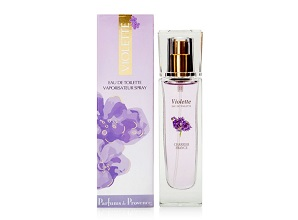 Nước hoa nữ Charrier Parfums Violette Natural Eau De Toilette 30ml