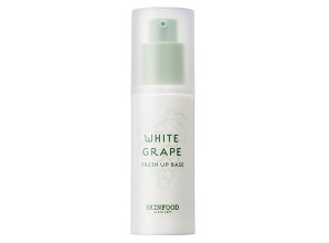 Kem lót WHITE GRAPE FRESH UP BASE #02 GREEN