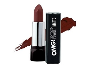 Son Lì Omg Powder Matte Lipcolor-04 Maroon